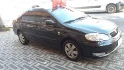 Corolla Seg 1.8 Automático Blindado 2005