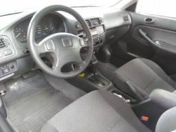Honda Civic Automático LX Ano 2000/2000. Otimo carro!