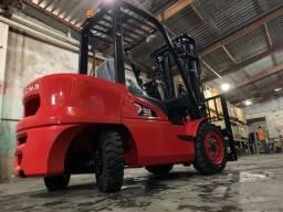 Empilhadeira Hangcha XR | Diesel 3,8 toneladas | Torre Triplex