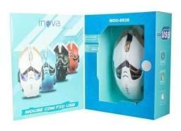 Mouse Gamer 3200 dpi 7 botões-(Entrega gratuita)
