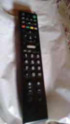 Tv sony bravia 43 poleg/ c controle remototv