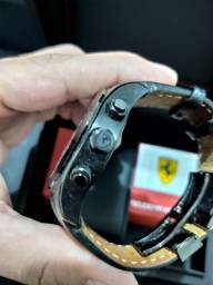 Relógio Scuderia Ferrari Paddock Watch BLCK 11054