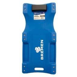 Esteira para mecanicas - 150kg em plástico azul - bremen