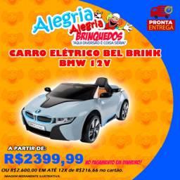 Carrinho BMW Bell Brink