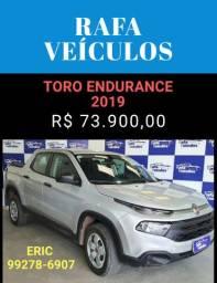 Toro 1.8 2019 com r$ 1.000,00 - Eric Rafa Veículos- hahshs9