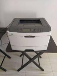Impressoura a laser Lexmark e460 dn