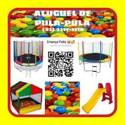 ALUGUEL DE PULA-PULA!