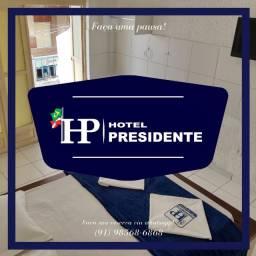 Apto Casal Com Varanda - Hotel Presidente