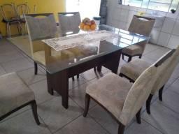 Mesa Jantar 6 cadeira