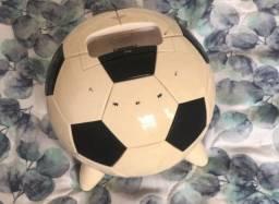 Caixa de Som Portátil Bola de Futebol IPhone 4