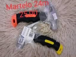 Martelo 24m cabo Curto e martelo 550 g