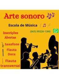 Escola de Música Arte Sonoro