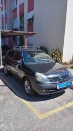Clio authentic 1.0 16V 2005 completo