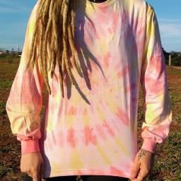 Camiseta colorida