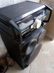 Mini System Sony Genezi Fst-sh2000