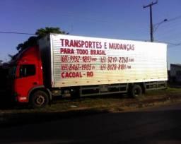 Transportes e Mudanças