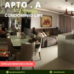Vendo apartamento no condomínio life