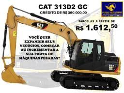 Escavadeira Caterpillar 313D2 GC