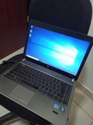 Notebook core i5 4gb 500gb de hd