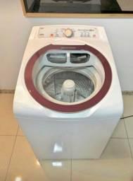 Título do anúncio: Máquina de Lavar 11kg da Brastemp Conservada Entrego