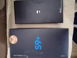Samsung S9+ com caixa