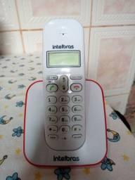 Título do anúncio:  Vendo telefone sem fio 100 reais
