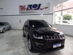 Título do anúncio: Jeep COMPASS LONGITUDE 2.0  FLEX 16V AUT