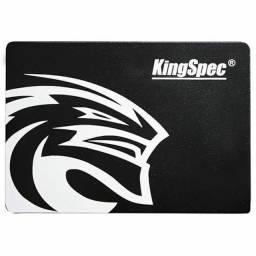 "Título do anúncio: SSD KingSpec 120GB 2.5"""