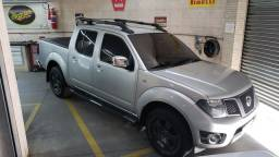 NISSAN FRONTIER SEL AUTOMATICA