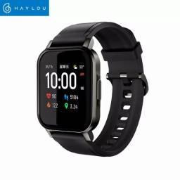 Relógio Inteligente Xiaomi Haylou LS2 Lacrado (Preço abaixo pra sair hoje)