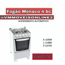 Fogão fogão fogão fogão automático - entregamos