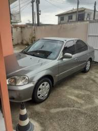 Honda Civic Lx ano 2000 IMPECÁVEL