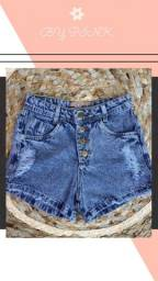 Short Jeans R$: 75,00 Loja Virtual