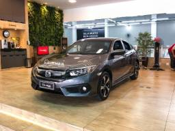 Título do anúncio:  Honda Civic EXL 2.0 CVT Flex Top!!