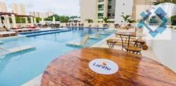 Título do anúncio: Apartamento à venda, 110 m² por R$ 780.000,00 - Guararapes - Fortaleza/CE