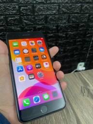 iPhone 8 Plus 64gb preto, bateria 100%