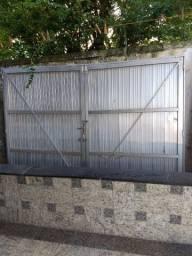 Portão em Alumínio Lambri