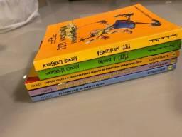 Livros Pipi Meialonga