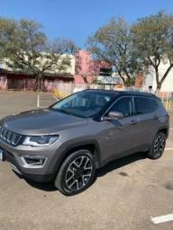 Título do anúncio: Jeep Compass Limited Diesel com High-tech