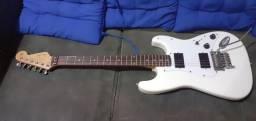 Guitarra fender stratocaster allparts HH Floyd Rose.
