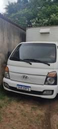 Hyundai HR Diesel Baú
