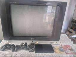 Vídeo game e tv