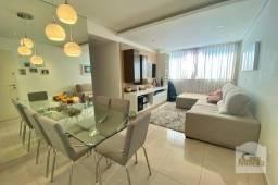 Apartamento à venda com 2 dormitórios em Castelo, Belo horizonte cod:279553
