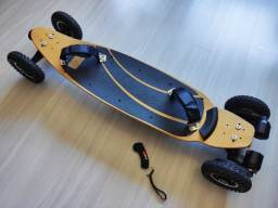 Skate Board Elétrico Off-road 45km/h Lithium 5600watts 2021