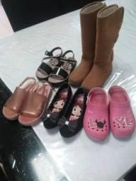Calçados infantil feminino