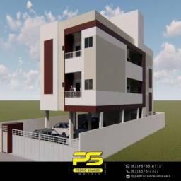 (OPORTUNIDADE) Apartamento com 2 dormitórios à venda, 59 m² por R$ 190.000 - Jardim Cidade