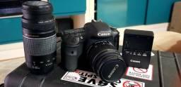 Canon 7D + lentes