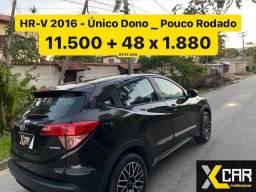 HR-V 1.8 - 2016 _ Unico Dono _ Pouco Rodado