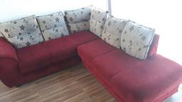 sofá usado