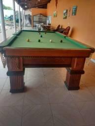 Mesa Sinuca Bilhar Snooker Oficial